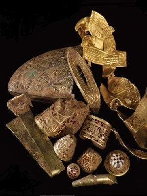 Ancient Jewelry Hoard